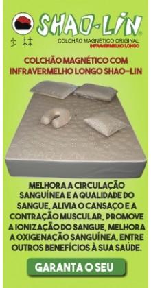 COLCHÃO MAGNÉTICO