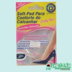 SOFT-PAD PARA CONFORTO DO CALCANHAR