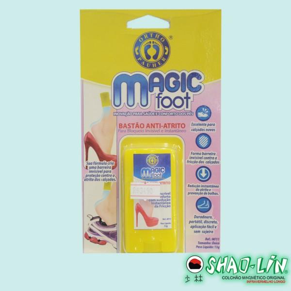 BASTÃO ANTI-ATRITO MAGIC FOOT
