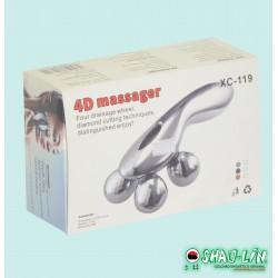 MASSAGEADOR 4D MANUAL
