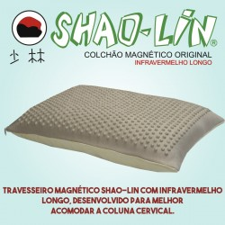 TRAVESSEIRO MAGNÉTICO SHAO-LIN COM INFRAVERMELHO LONGO